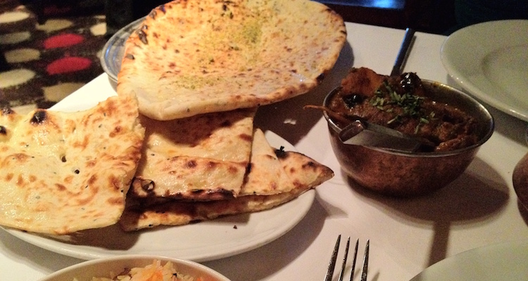 Sachins Breads And Curry