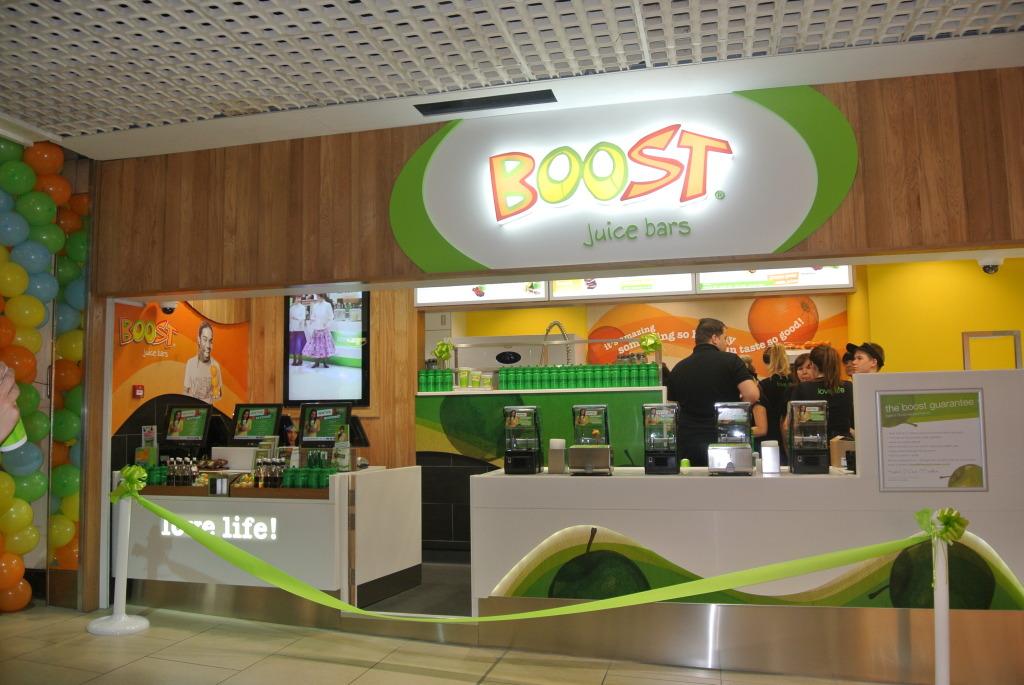 boost newcastle