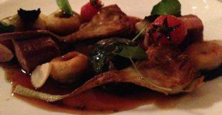 Wynyard Hall Wellington Restaurant Review