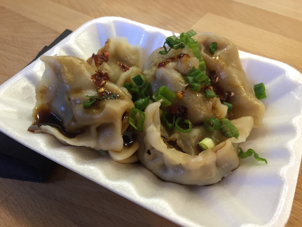 nan bei dumplings