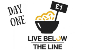 Live Below The Line Challenge: Day 1