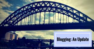 Blogging Update