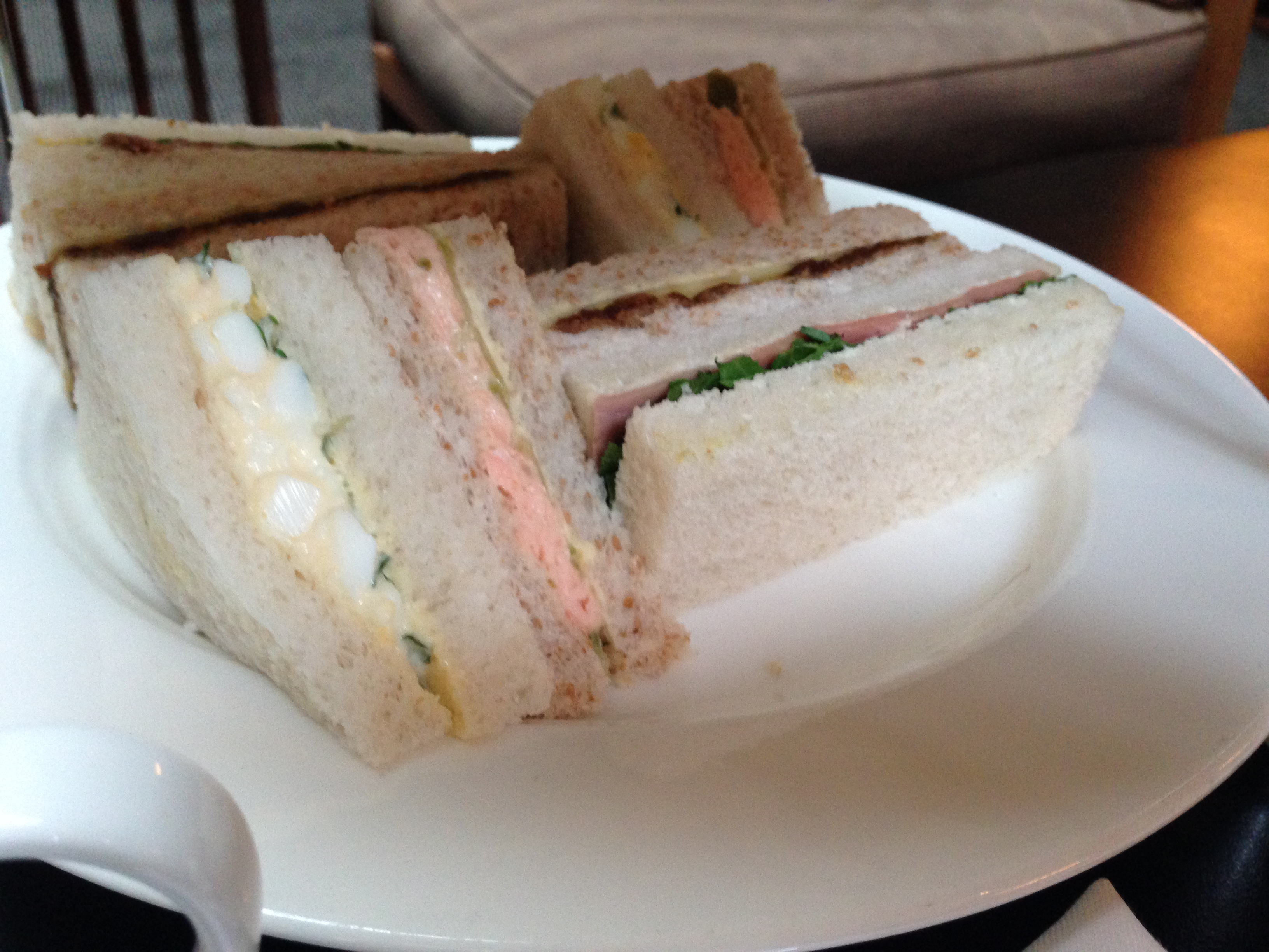 jesmond dene house afternoon tea sandwiches