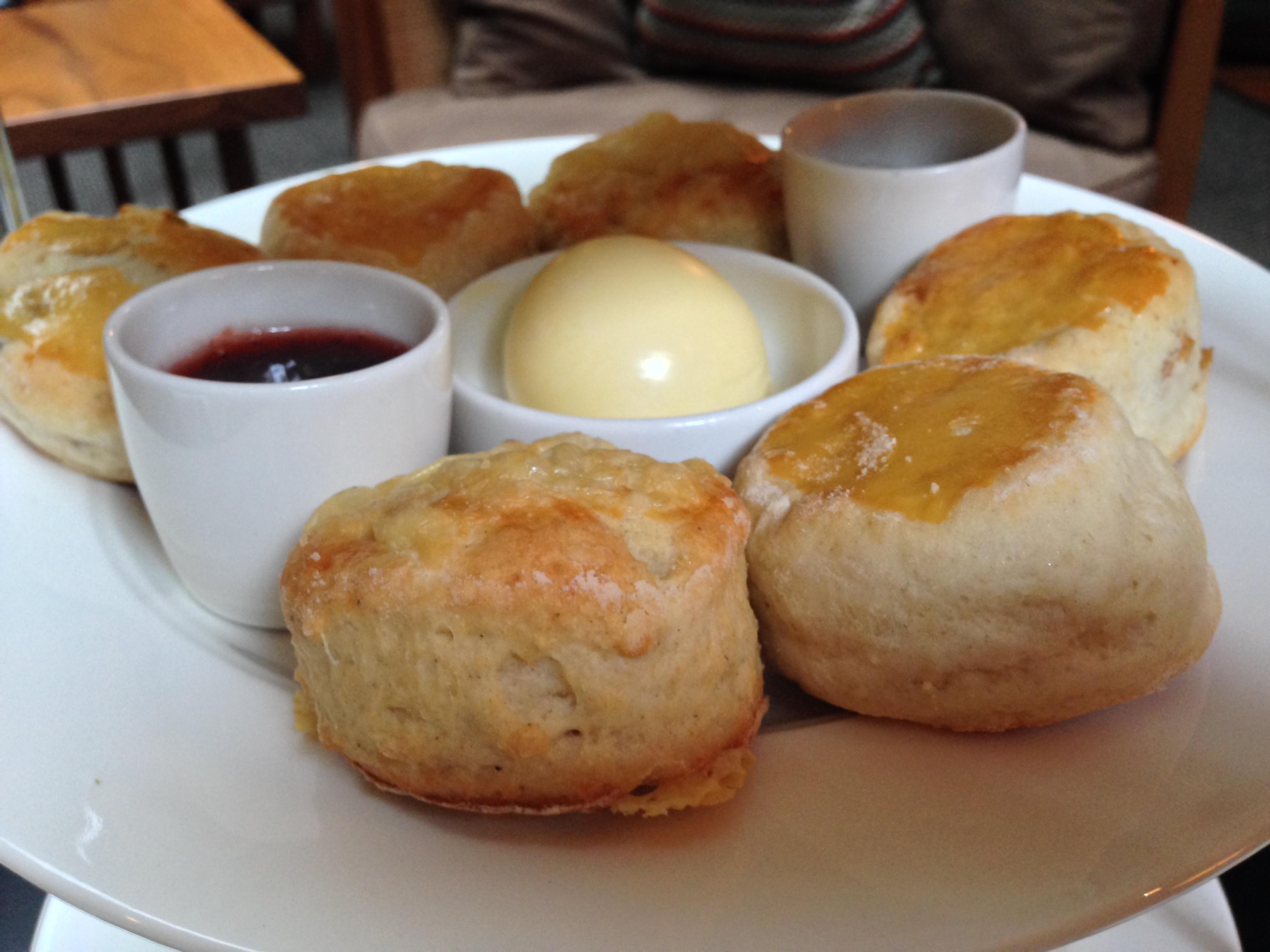 jesmond dene house afternoon tea scones