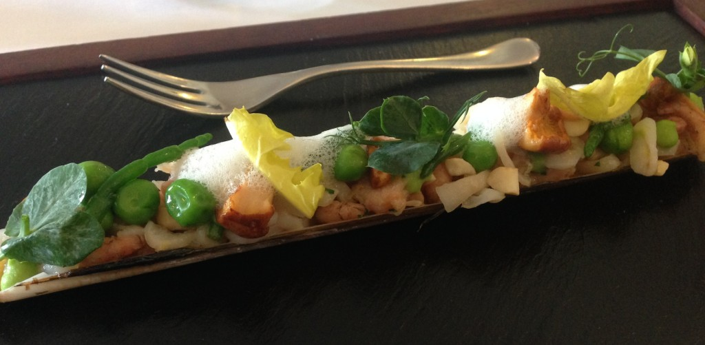 raby hunt razor clam