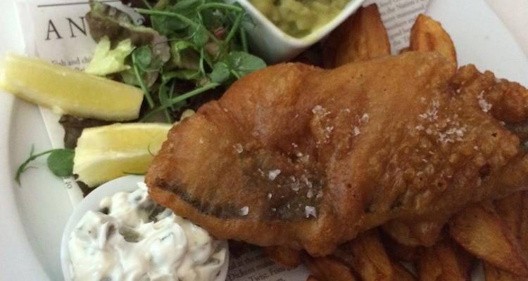 Dacqua Fish And Chips Featured
