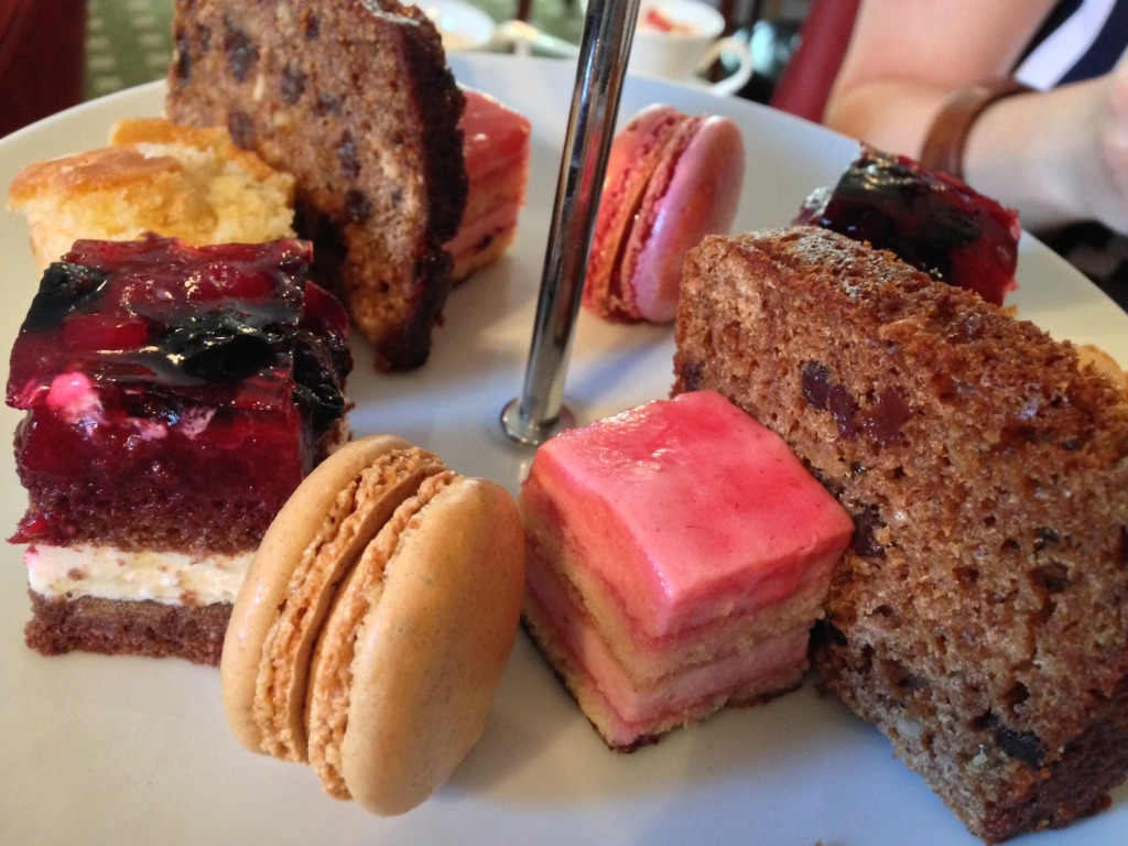 talbot afternoon tea cakes