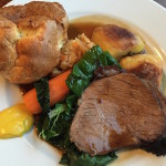 value sunday lunch