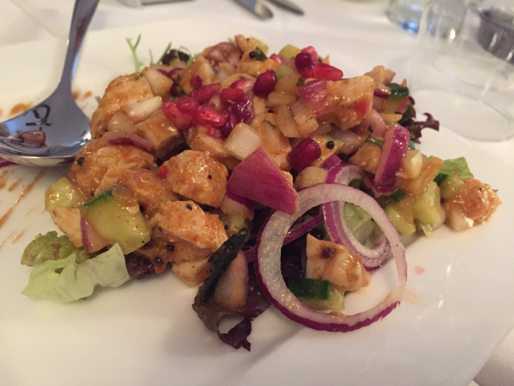 angeethi chicken chaat