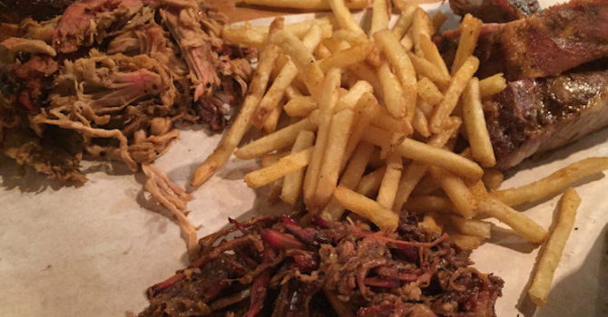 Longhorns Bbq Newcastle Review