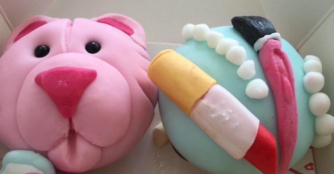 Cupcake Decorating Copthorne
