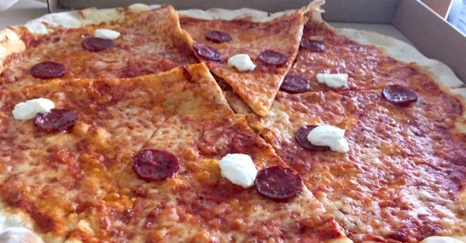 Mannys Pizza Deli Newcastle Newcastle Eats