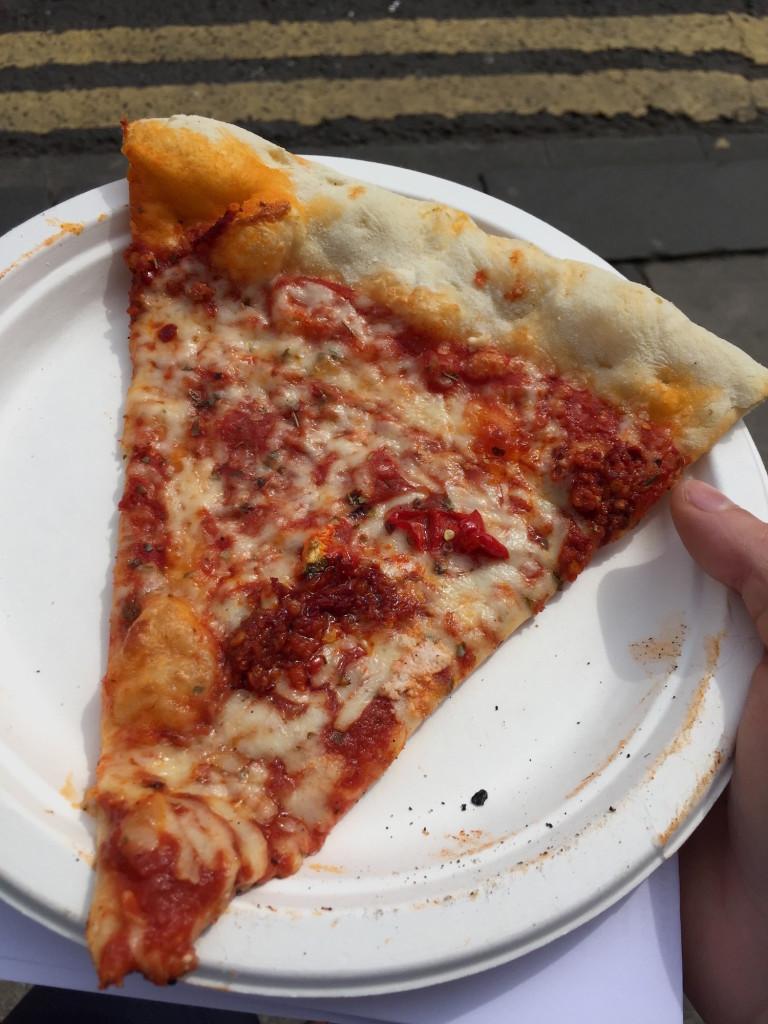 mannys nduja pizza