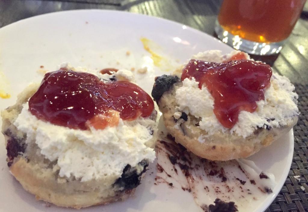 bonbar afternoon tea scones