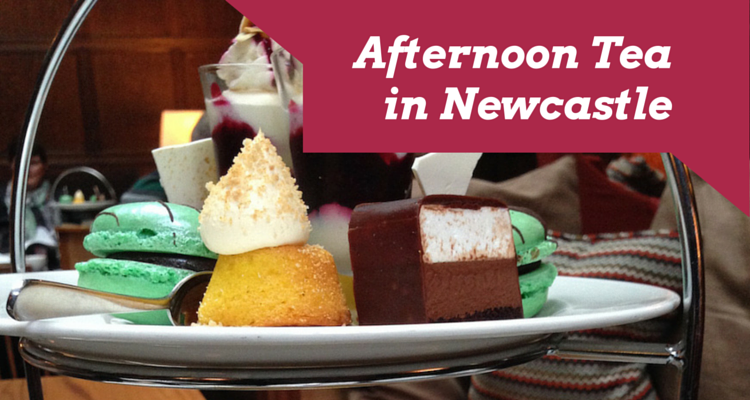 Afternoon Tea in Newcastle guide