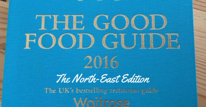 Good Food Guide Newcastle 2016