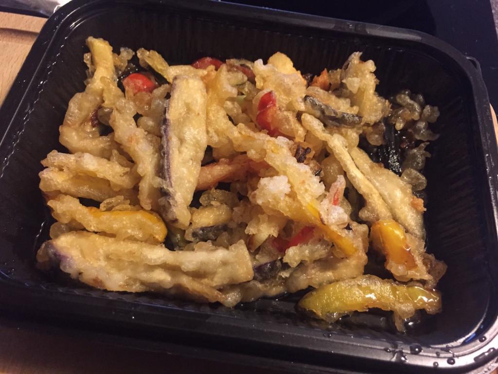verdura fritta carluccios