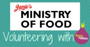 Volunteering At Food Nation