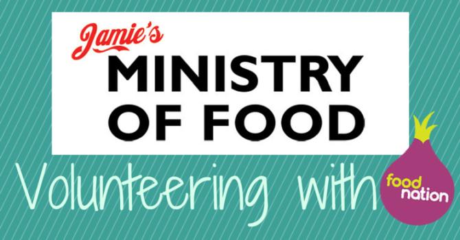 Volunteering At Food Nation, Byker