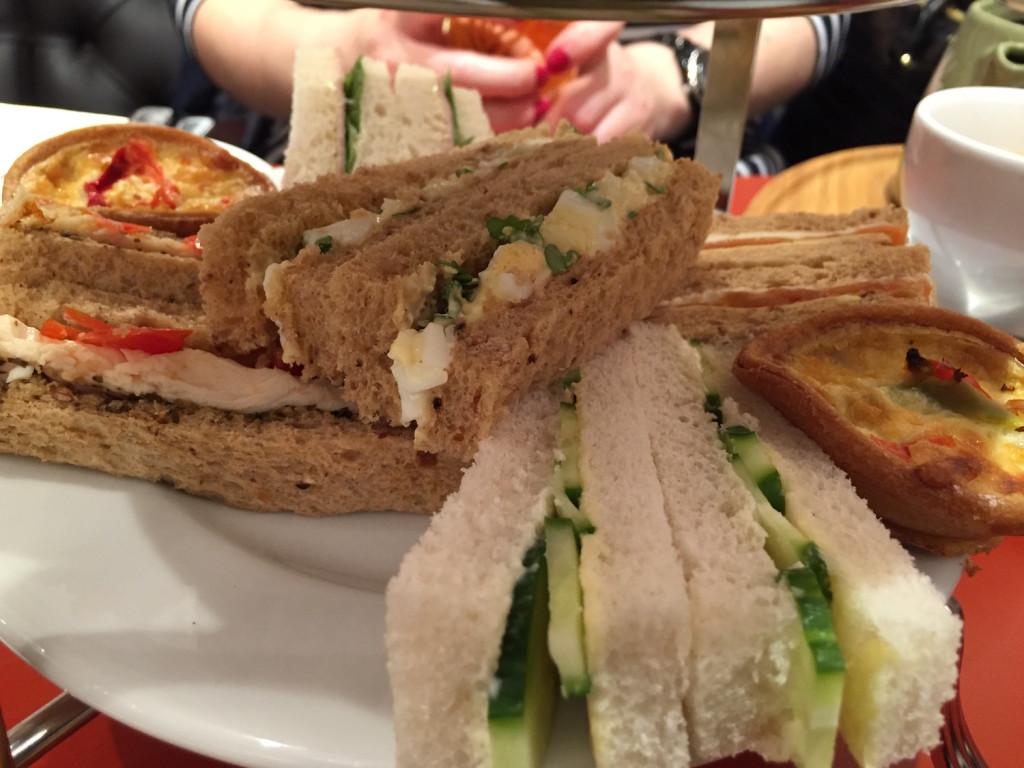 patisserie valerie sandwiches