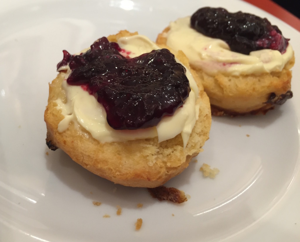 patisserie valerie scones and jam