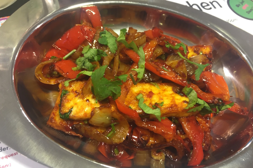 dosa kitchen chilli paneer