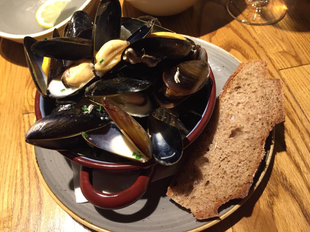 longsands mussels