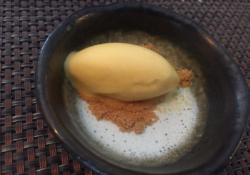 House Of Tides Passion Fruit Predessert