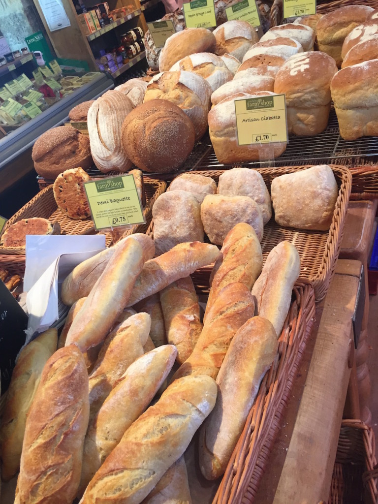 knitlsey farm shop baguettes