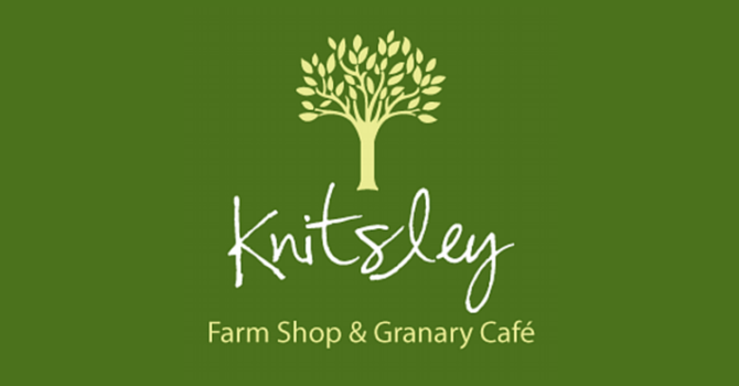 Knitsley Farm Shop Logo