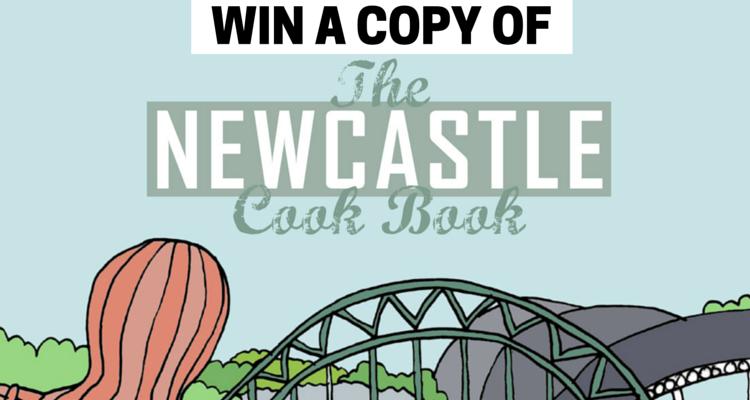 win the newcastle cookbook