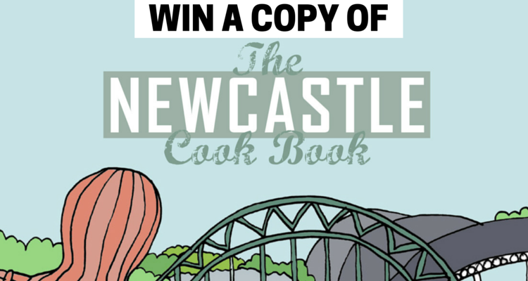 Win The Newcastle Cookbook