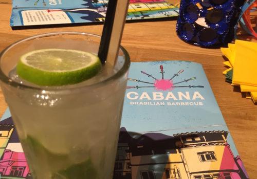 Cabana Newcastle Caiprarinha