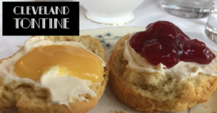Afternoon Tea At The Tontine Hotel, Cleveland