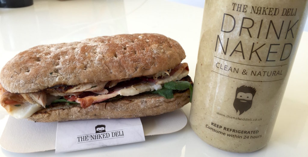 naked deli sandwich juice