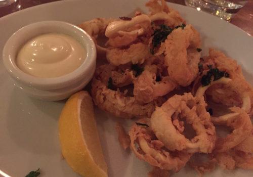 Piccolino Newcastle Calamari