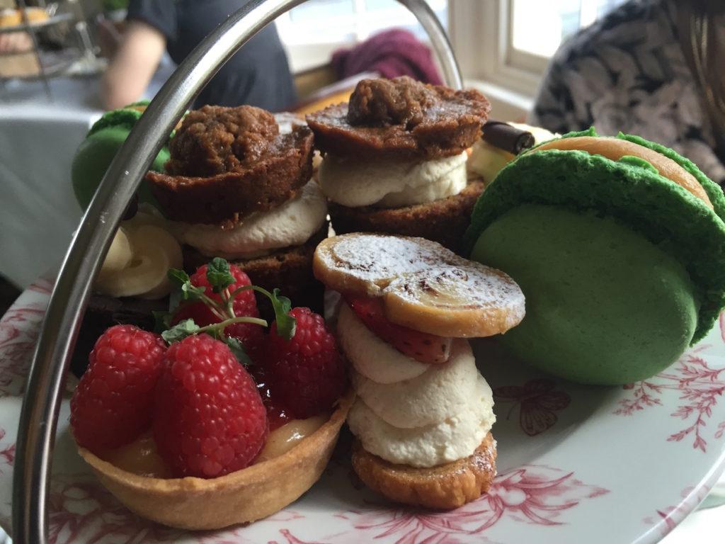 tontine afternoon tea cakes