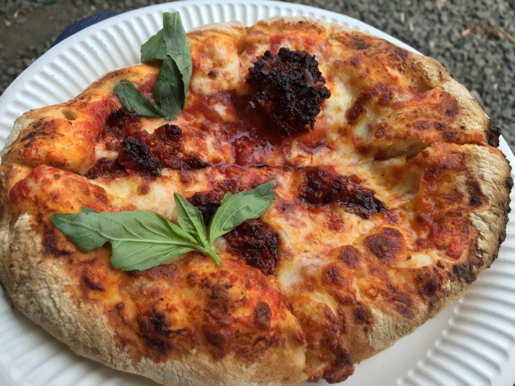 pizzette nduja