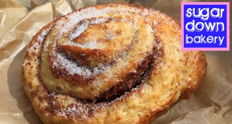 sugar down bakery newcastle