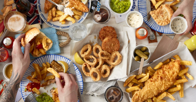 Fish & Chips Quiz With Hungryhouse.co.uk*
