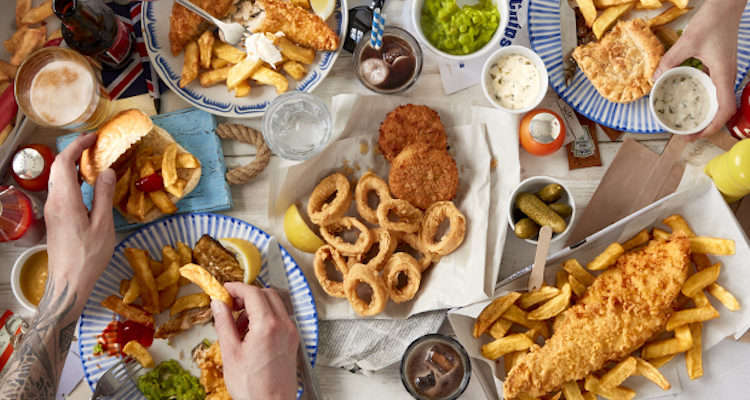 hungry house fish and chips