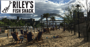 Riley's Fish Shack, Quayside