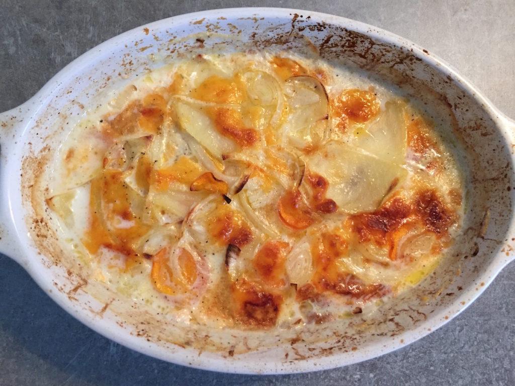 rations pan haggerty