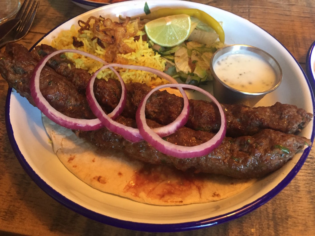 sheek kebab bombay grill house