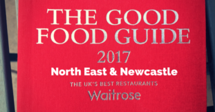 The Good Food Guide 2017 Newcastle & North East