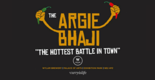 The Argie Bhaji At Wylam Brewery