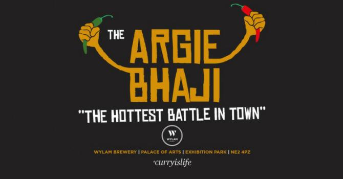 The Argie Bhaji At Wylam Brewery
