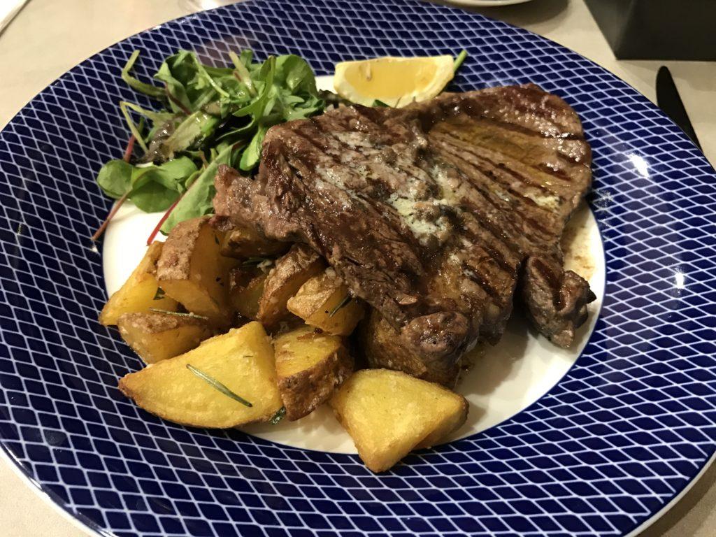carluccios steak truffle butter