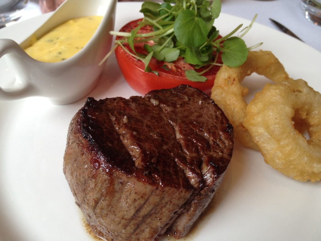 marco pierre white fillet steak