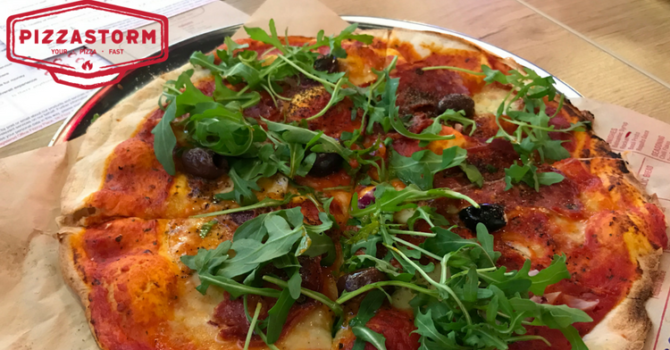 Pizzastorm Eldon Square Newcastle Eats